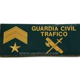 Galleta anorak Tráfico velcro Suboficial Mayor