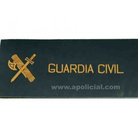 Galleta anorak velcro Guardia