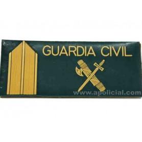 Galleta anorak velcro Brigada