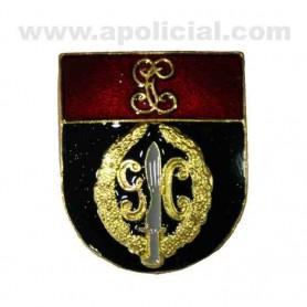 Distintivo Relieve Titulo G.A.R.