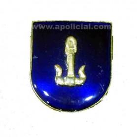 Distintivo Relieve Función Servicio Marítimo