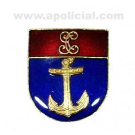 Distintivo Relieve Titulo Servicio Marítimo