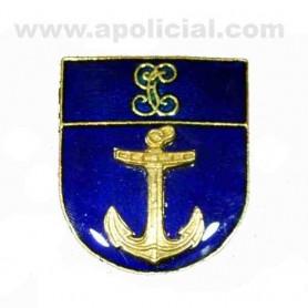 Distintivo Relieve Permanencia Servicio Marítimo