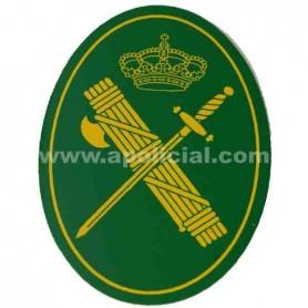 Pegatina grande emblema GC