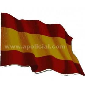 Pegatina grande bandera España