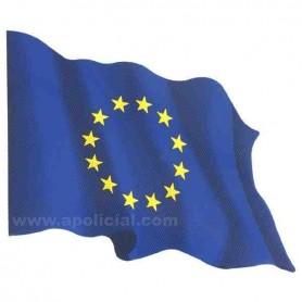 Pegatina grande bandera Europa