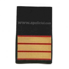 Hombreras Divisas Sargento nueva uniformidad