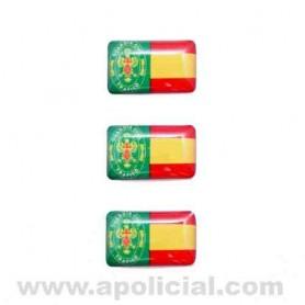 Pegatina volumen pequeño 3 Tráfico/España