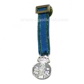 Medalla Centenario Virgen del Pilar miniatura