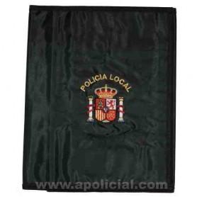 Carpeta nylon Policía Local