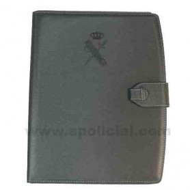 Carpeta portafolios Guardia Civil
