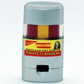 Maquillaje Bandera España