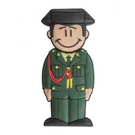 Memoria USB 16 Gb Guardia Civil academia