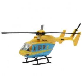 Helicóptero metálico DGT