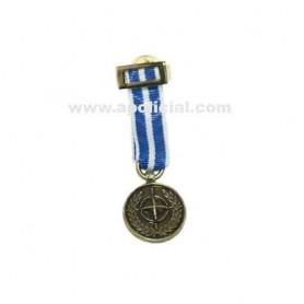 Medalla miniatura Kosovo