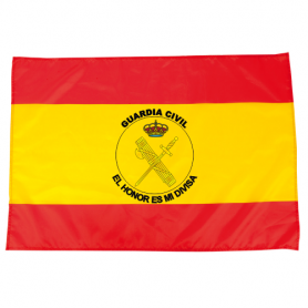 Bandera España Guardia Civil 100x70