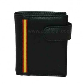 Cartera libro Guardia Civil España con broche