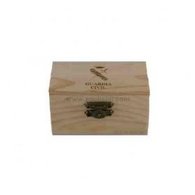 Caja madera Guardia Civil 90x55