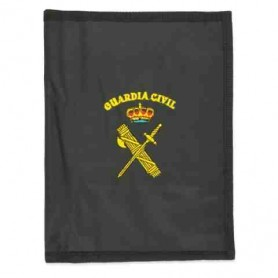 Carpeta nylon Guardia Civil color, cuarto