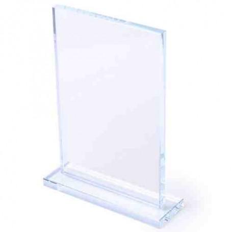 Figura cristal rectangular