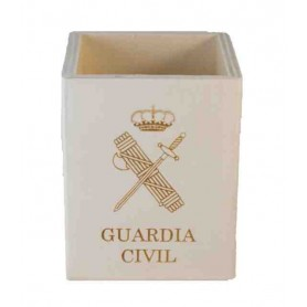 Portalapices madera Guardia Civil 80x100 mm