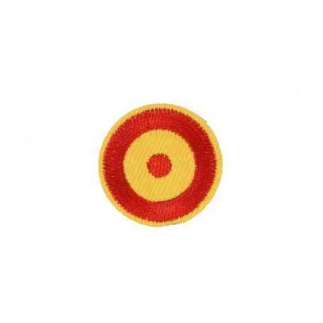Parche círculo España 3 cm