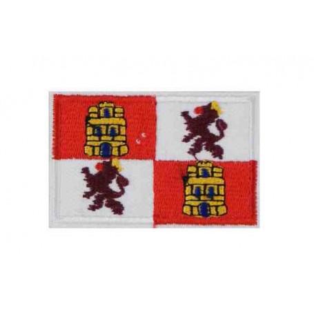 Parche Bandera Castilla y León 5 cm