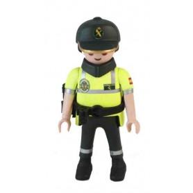 Muñeco articulado Guardia Civil Tráfico