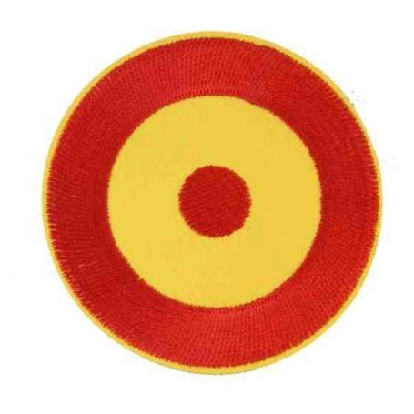 Parche círculo España 7 cm