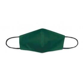 Mascarilla homologada lisa Verde