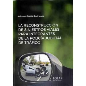 La reconstrucción de siniestros viales para intregrantes de la Policía Judicial de Tráfico