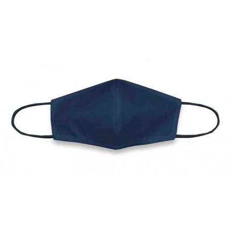 Mascarilla homologada Niño lisa azul