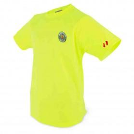 Camiseta amarilla niño Tráfico