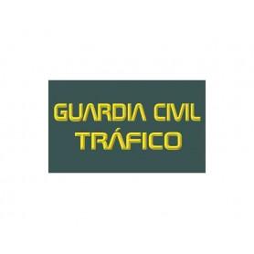 Galleta tela Guardia Civil Tráfico polo nuevo