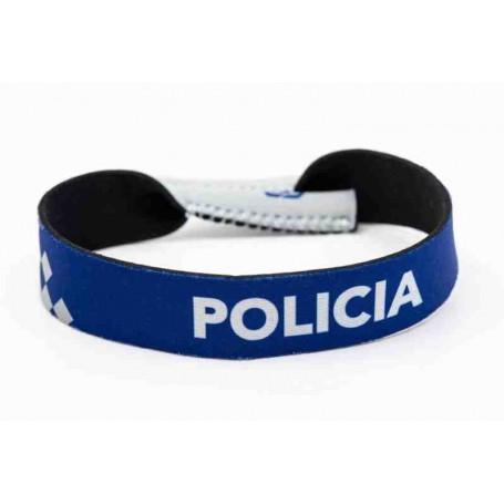 Cinta gafas neopreno Policía Local