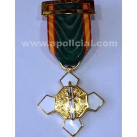 Medalla Mérito Policial