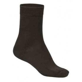Calcetín negro invierno Carabu