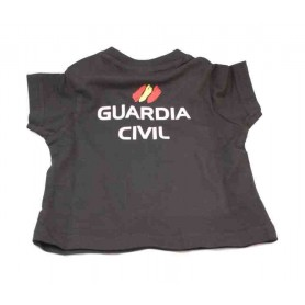 Camiseta Bebé algodón Guardia Civil