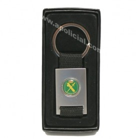 Llavero Guardia Civil pin negro