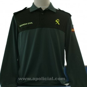 Polo Guardia Civil M/L