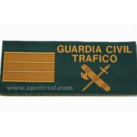 Galleta anorak Tráfico velcro Sargento