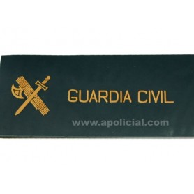 Galleta anorak velcro Guardia