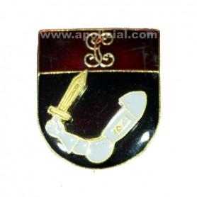 Distintivo Relieve Titulo A.R.S.