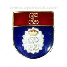 Distintivo Relieve Titulo Servicio Fiscal