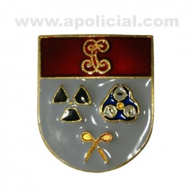 Distintivo Relieve Titulo N.R.B.Q.