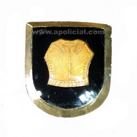 Distintivo Relieve Función Protección de Personas