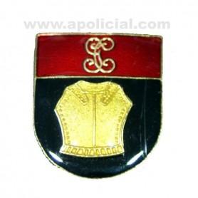 Distintivo Relieve Titulo Protección de Personas