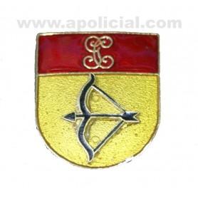 Distintivo Relieve Titulo Profesor de Tiro