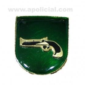 Distintivo Relieve Función Interveción de Armas