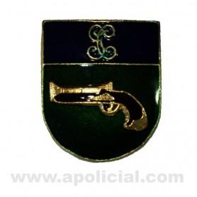 Distintivo Relieve Permanencia Interveción de Armas